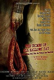 Los Crímenes del Día de Todos los Santos Poster
