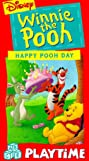 Winnie the Pooh Playtime: Happy Pooh Day (1998) Poster