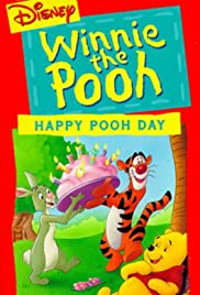 Winnie the Pooh Playtime: Happy Pooh Day Poster