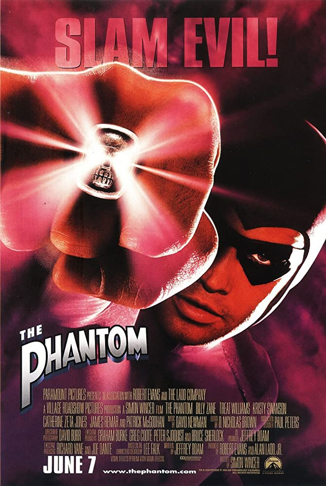 Billy Zane in The Phantom (1996)