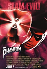 The Phantom (1996) Poster - Movie Forum, Cast, Reviews