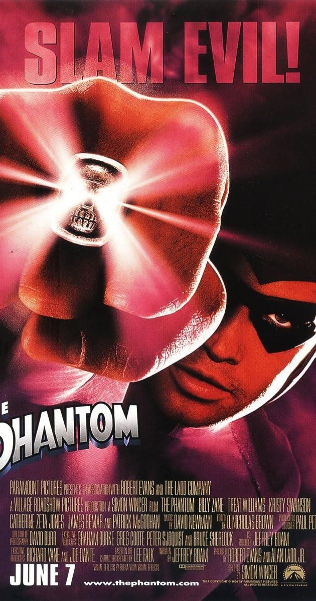 Subtitle of The Phantom