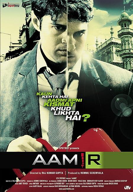 Aamir (2008) Hindi WEB-DL - 480P | 720P - x264 - 250MB | 1.4GB - Download & Watch Online  Movie Poster - mlsbd
