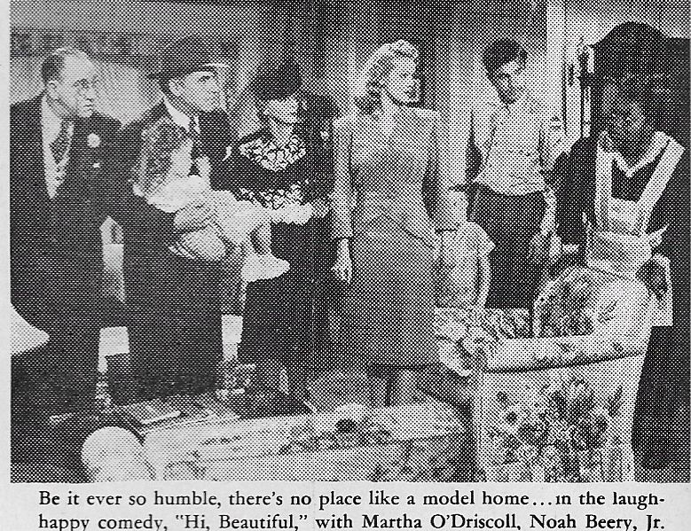Noah Beery Jr., Walter Catlett, Hattie McDaniel, Martha O'Driscoll, Patsy Patterson, Tim Ryan, Virginia Sale, and Edna May Wonacott in Hi, Beautiful (1944)