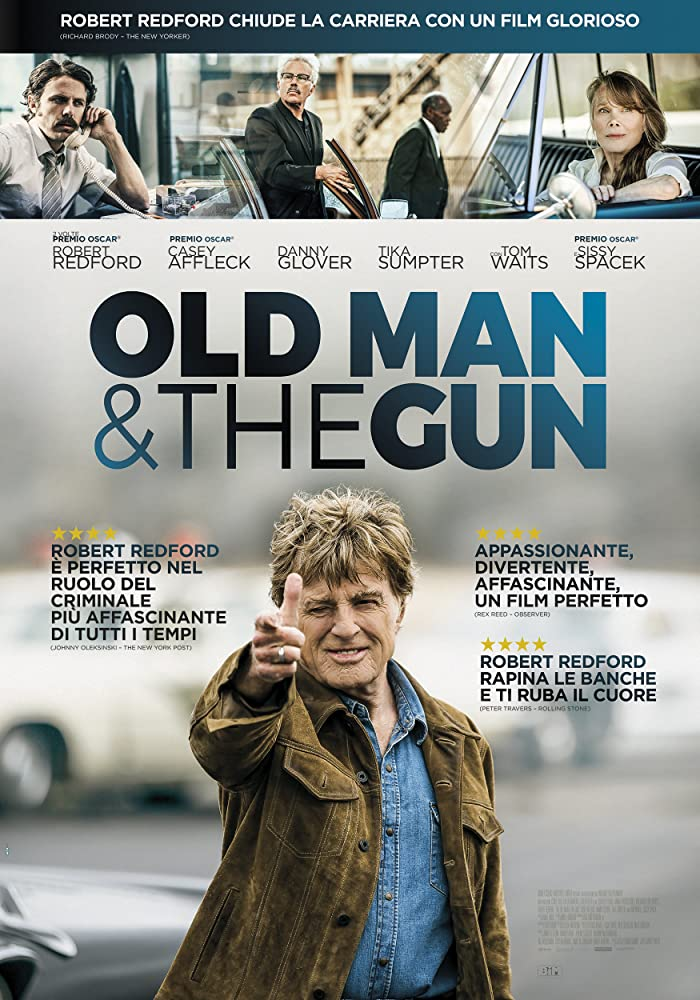The Old Man And The Gun (2018) BluRay Direct Download Links