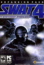 SWAT 4: The Stetchkov Syndicate Poster