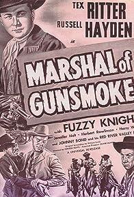 Primary photo for Marshal of Gunsmoke