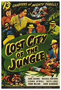 Lost City of the Jungle Leslie Goodwins