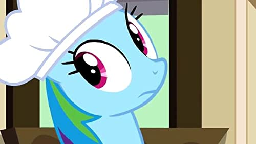 My Little Pony Friendship Is Magic: The Friendship Express: The Cherry Picking Line