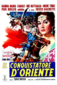 Il conquistatore dell'Oriente Gianfranco Parolini