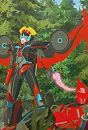 The Buzz on Windblade Poster