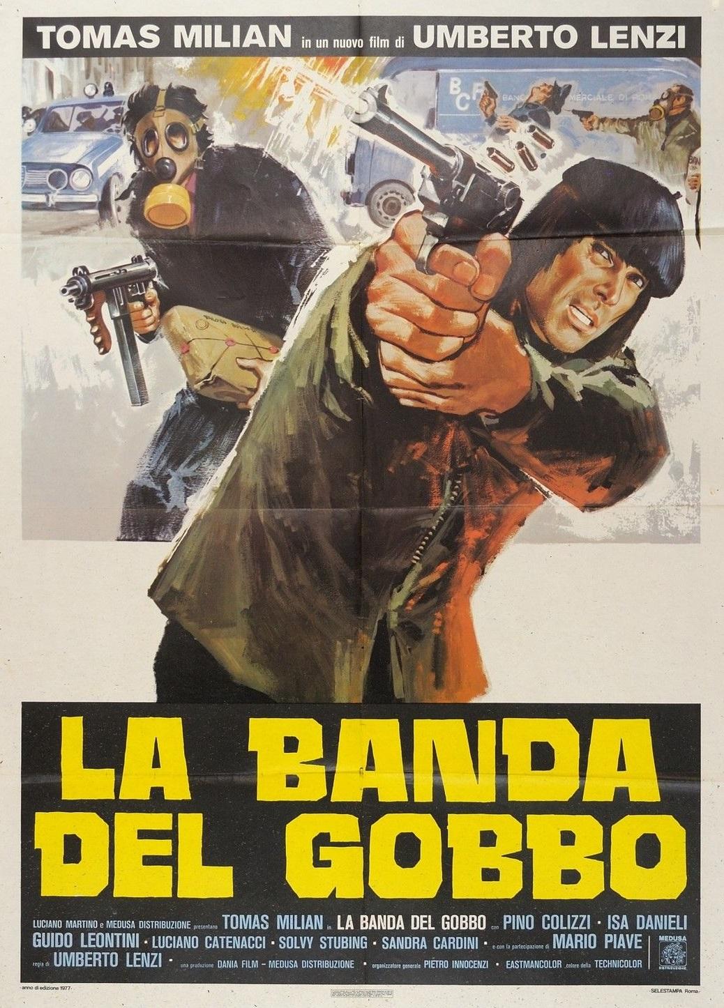 La banda del gobbo (1978) - IMDb