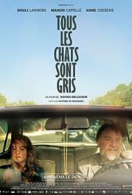 Bouli Lanners and Manon Capelle in Tous les chats sont gris (2014)