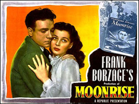 Dane Clark and Gail Russell in Moonrise (1948)