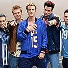 Nathan Keyes, Matt Visser, Connor Paton, Frankie Cena, and Zac Vran in Britney Ever After (2017)