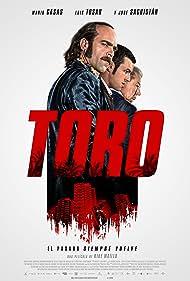 José Sacristán, Luis Tosar, and Mario Casas in Toro (2016)