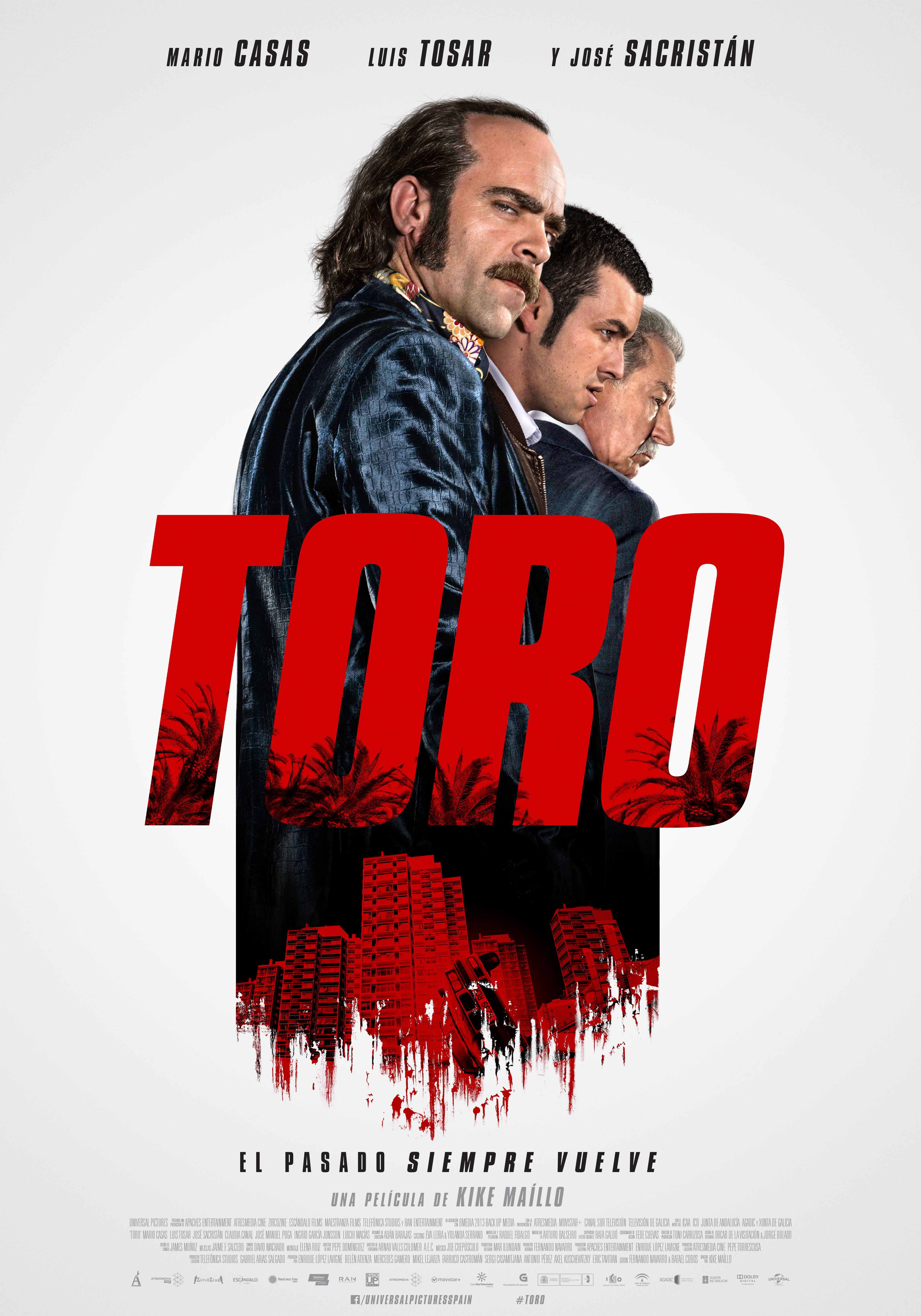 Boğa 2016 – Toro Full HD Türkçe Altyazılı izle