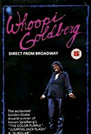Whoopi Goldberg: Direct from Broadway Poster