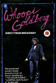 Primary photo for Whoopi Goldberg: Direct from Broadway