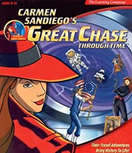 Movie downloads free iphone Carmen Sandiego's Great Chase Through Time [movie]