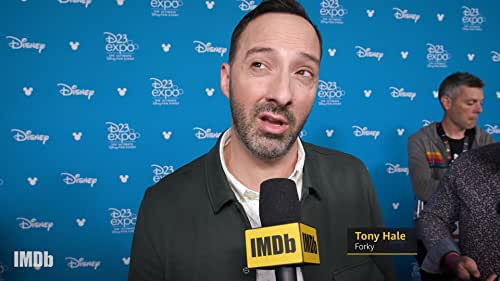 Tony Hale Pleasantly Surprised by Forky Fandom