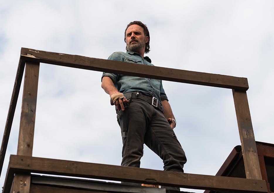 The Walking Dead 7×16 – El primer día del resto de tu vida