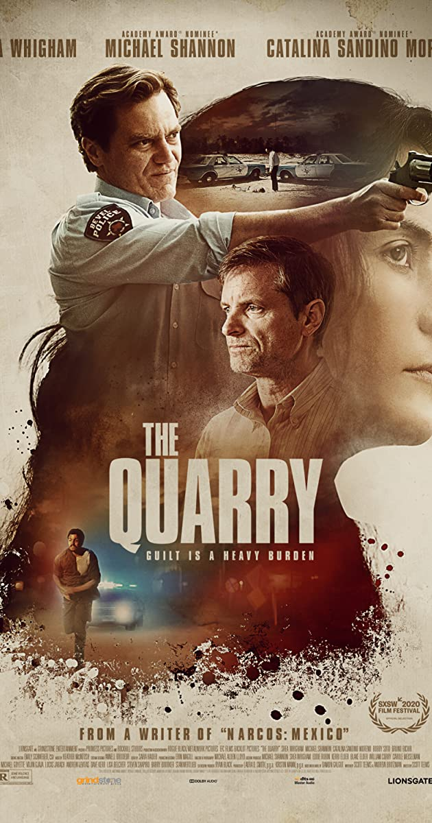 Subtitle of The Quarry