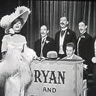 Jeffrey Lynn, Ann Sheridan, and The Lady Killer's Quartet in It All Came True (1940)