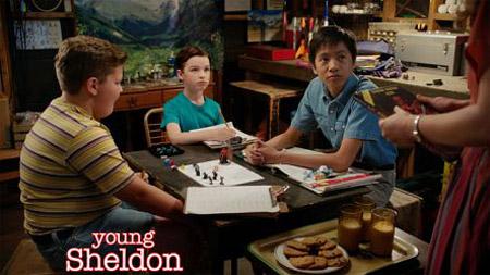 Joven Sheldon 1×11 – Demonios, escuela dominical y números primos