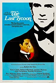 The Last Tycoon (1976) Poster - Movie Forum, Cast, Reviews