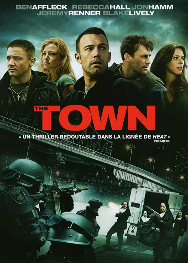 The Town (2010) Hindi Dubbed