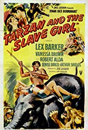Tarzan and the Slave Girl(1950) Poster - Movie Forum, Cast, Reviews