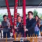 Jerry Lamb and Eric Tsang in Fei dim yan sang (2003)