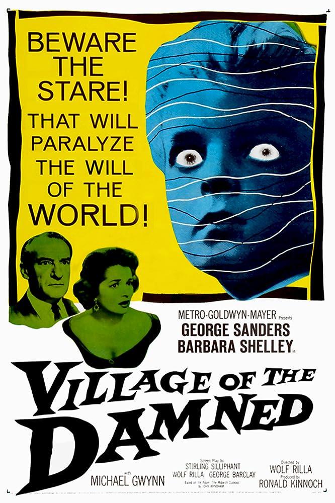 Il villaggio dei dannati (1960) HD