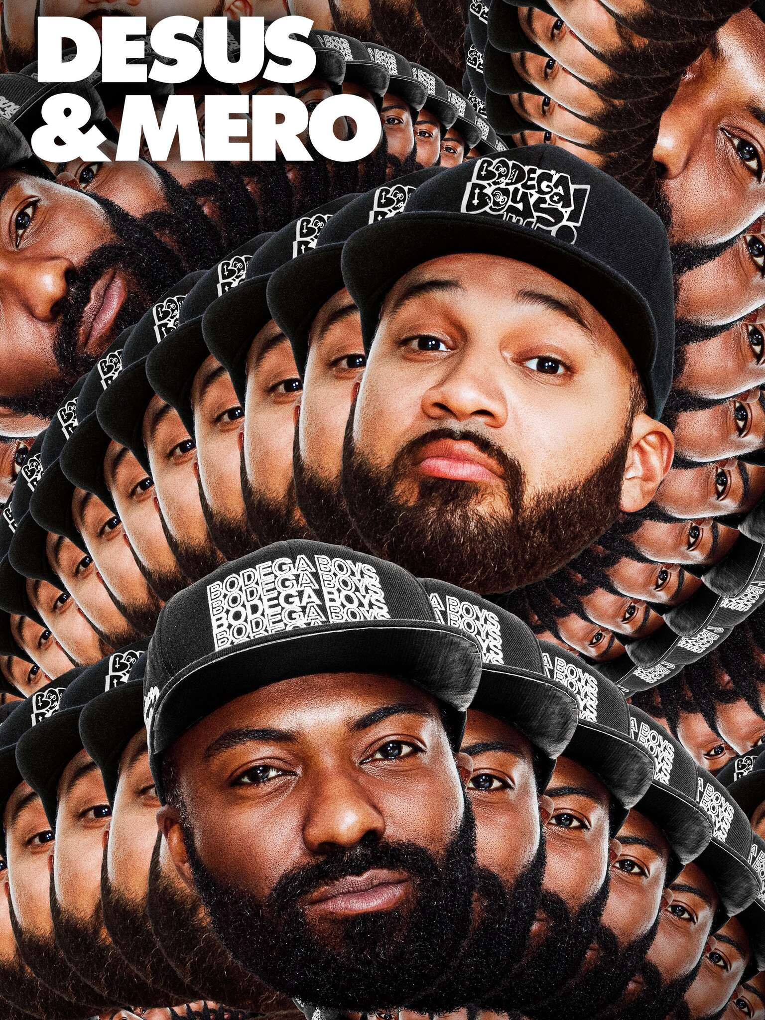 Promotional poster for DESUS and MERO