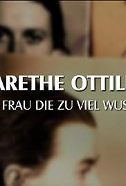 Margarethe Ottillinger - Die Frau, die zu viel wusste Poster