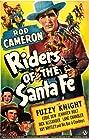Riders of the Santa Fe (1944) Poster