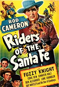 Primary photo for Riders of the Santa Fe