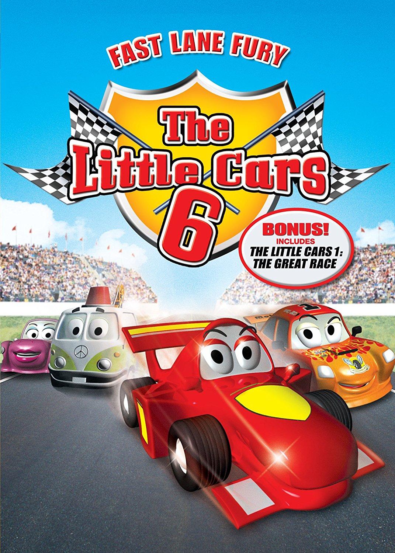Little Cars 6 Fast Lane Fury 2011 Imdb