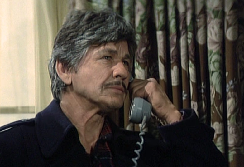 Charles Bronson in Love and Bullets (1979)