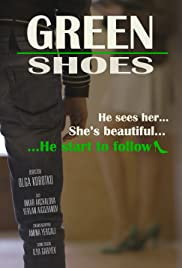 Green Shoes Poster