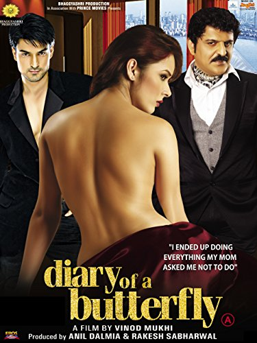 18+ Diary of a Butterfly 2012 Hindi 305MB AMZN HDRip ESubs Download