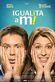 Igualita a mi(2010) Poster - Movie Forum, Cast, Reviews