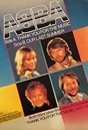 ABBA: Thank You for the Music Poster
