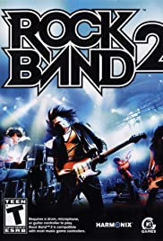 Rock Band 2 Poster