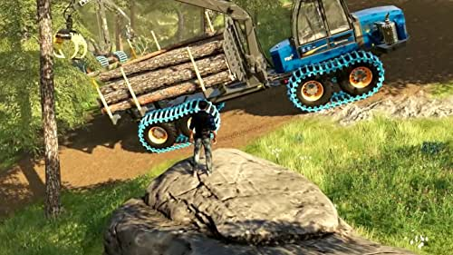 Farming Simulator 19: Rottne DLC Launch Trailer