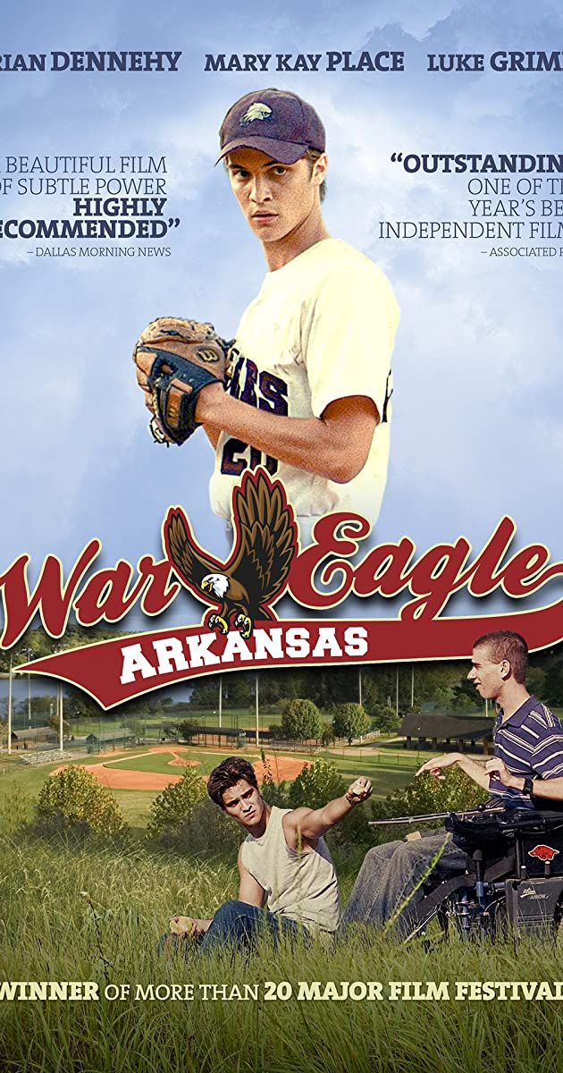 Subtitle of War Eagle, Arkansas