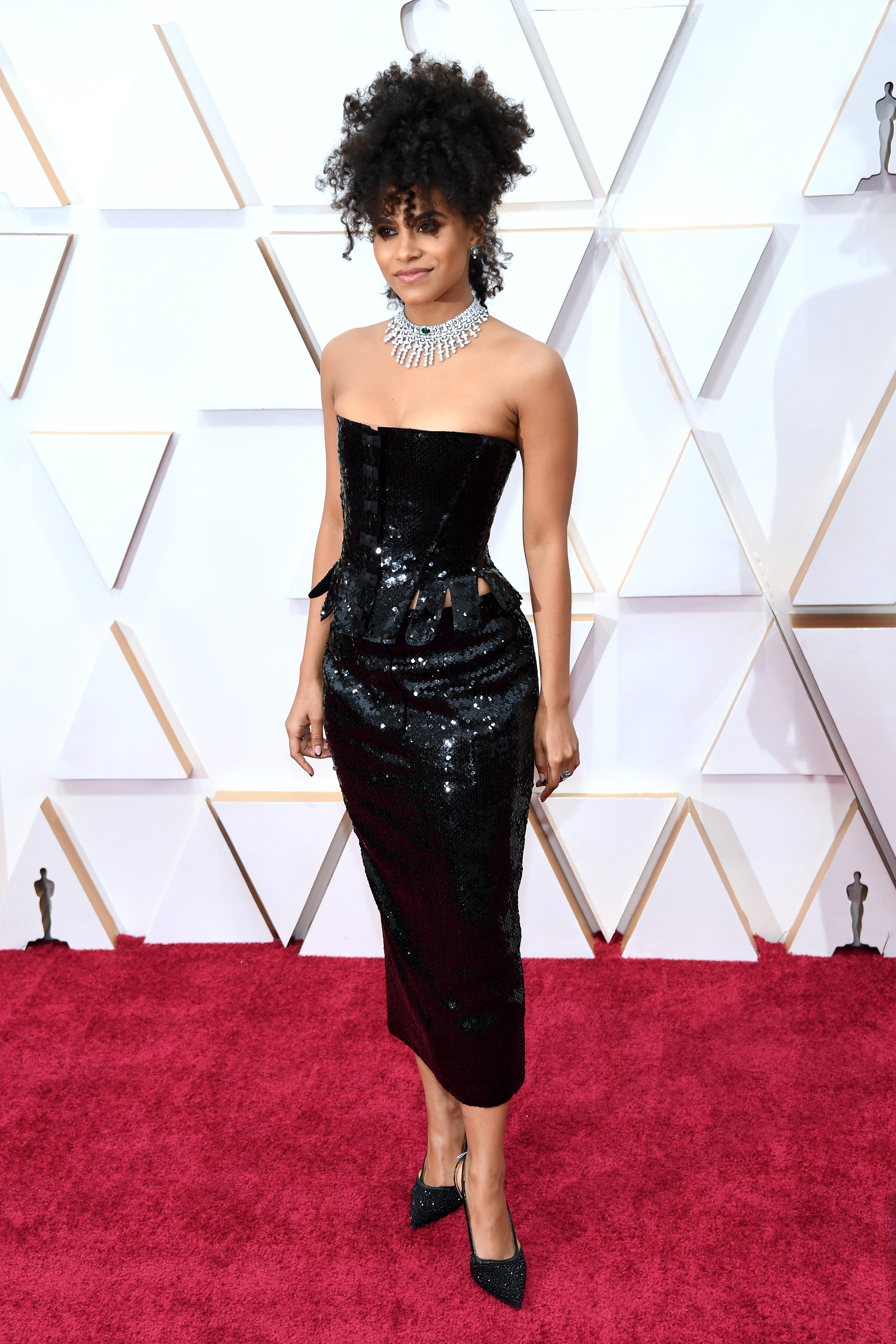 Zazie Beetz at an event for The Oscars (2020)