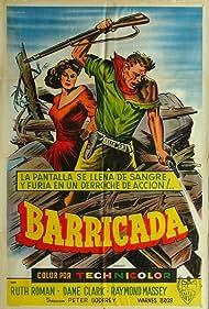 Barricade (1951) Poster - Movie Forum, Cast, Reviews