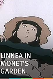 Linnea in Monet's Garden Poster